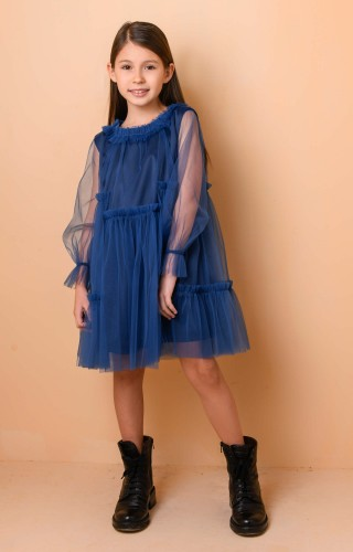 "Платье ""Fairytale"" синее"