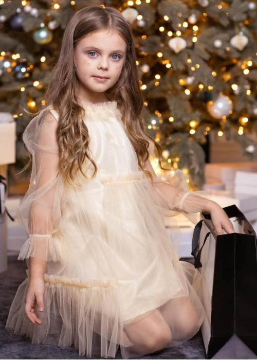 "Сукня ""Fairytale"" кольору крем-брюле"