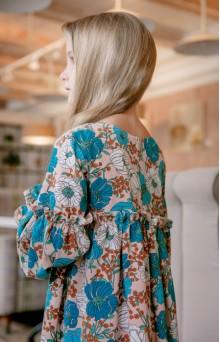 Сукня квіткова