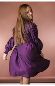 """Сукня """"Асоль"""" фіолетова"""