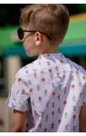 """Сорочка для хлопчика """"Кактуси"""""""
