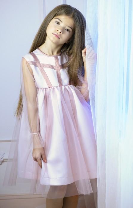 """Сукня """"Рожевий лід"""""""